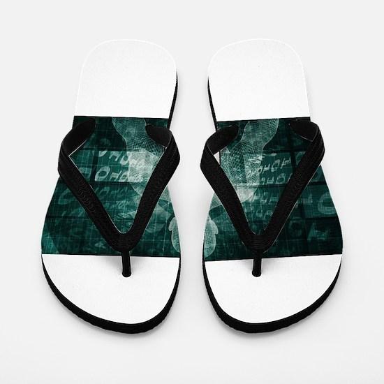 Embracing New Tech Flip Flops