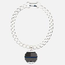 Blue Lives Matter Bracelet
