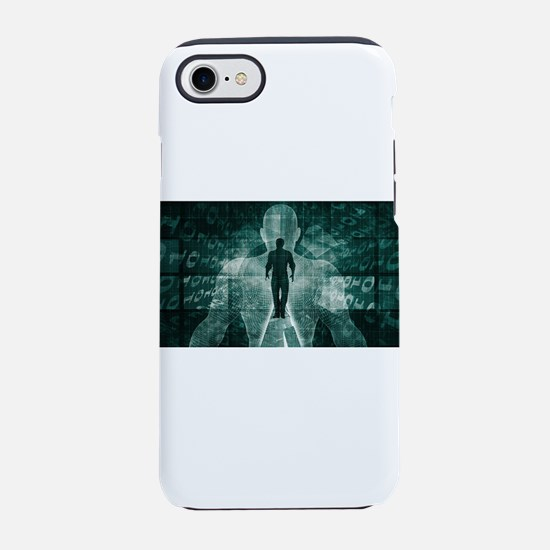 Embracing New Tech iPhone 8/7 Tough Case