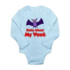 Batty About My Vovo (Grandpa) Body Suit