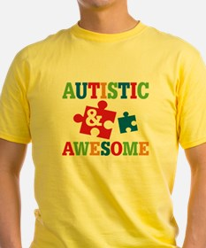Autistic Awesome T