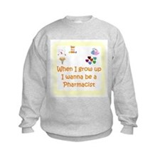 I Wanna Be A Pharmacist Sweatshirt