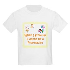 I Wanna Be A Pharmacist T-Shirt