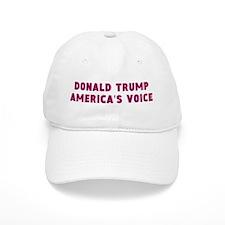 Unique Voices Cap