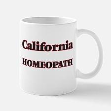 California Homeopath Mugs