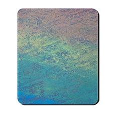 Chalk Rainbow Texture Mousepad