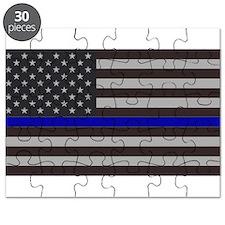 Blue Lives Matter Puzzle
