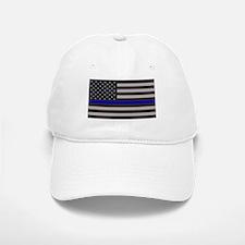 Blue Lives Matter Baseball Baseball Cap
