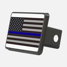 Blue Lives Matter Hitch Cover
