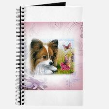 Dog 123 Papillon Journal