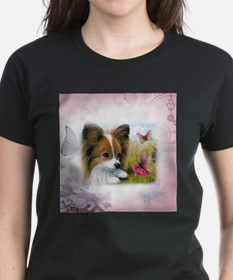 Dog 123 Papillon T-Shirt