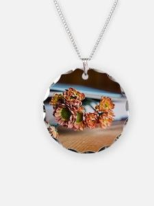 Fragrant Bookmark Necklace