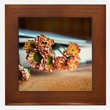 Fragrant Bookmark Framed Tile