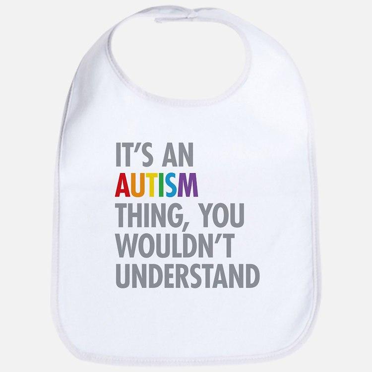 Autism Thing Bib