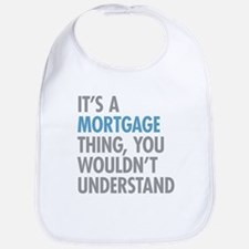 Mortgage Thing Bib