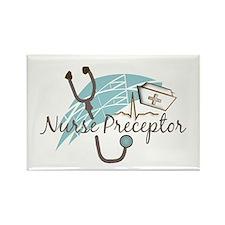 Unique Nurse graduate Rectangle Magnet (10 pack)