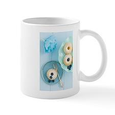 Mini bundt cakes Mugs