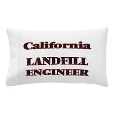 California Landfill Engineer Pillow Case