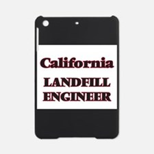 California Landfill Engineer iPad Mini Case