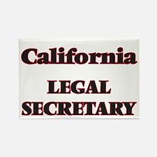 California Legal Secretary Magnets