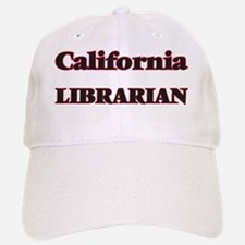 California Librarian Baseball Baseball Cap