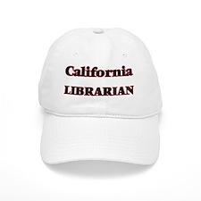 California Librarian Baseball Cap