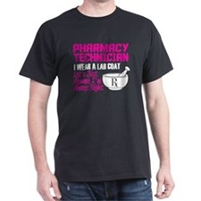 Unique Pharmacy technicians T-Shirt