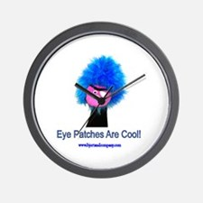 Cute Ophthalmologist Wall Clock