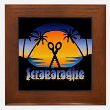 Scraparadise Framed Tile