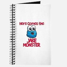 Jake Monster Journal