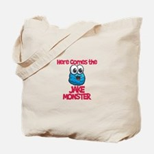 Jake Monster Tote Bag