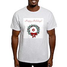 Firefighter Merry X-mas T-Shirt