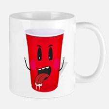 Cups playing beer pong Mugs