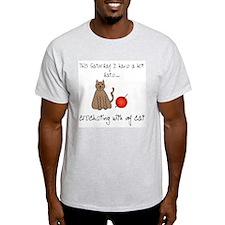 crochetcat.png T-Shirt