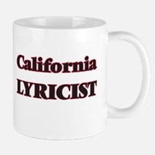 California Lyricist Mugs