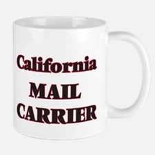 California Mail Carrier Mugs