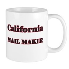 California Mail Maker Mugs