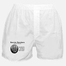 Sanders: TooBig Boxer Shorts