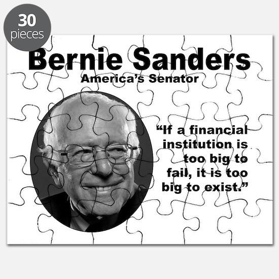 Sanders: TooBig Puzzle