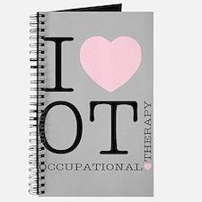 OT I Love OT Occupational Therapy Journal