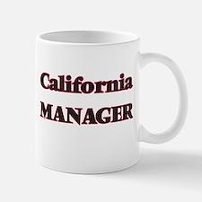 California Manager Mugs