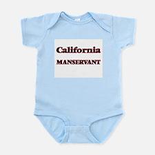 California Manservant Body Suit