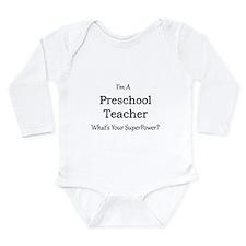 Preschool Teacher Body Suit
