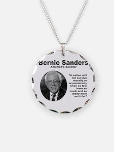 Sanders: Survive Necklace