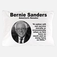 Sanders: Survive Pillow Case