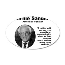 Sanders: Survive Wall Decal