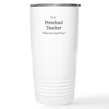 Preschool Teacher Travel Mug