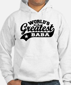 World's Greatest Baba Hoodie