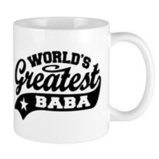 World's Greatest Baba Mug