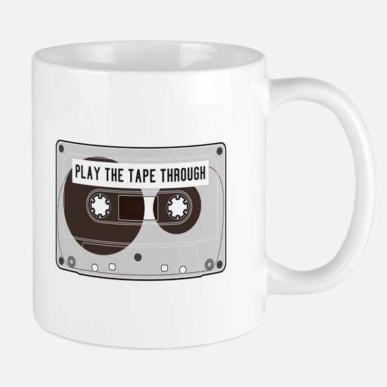 Play the Tape Mug